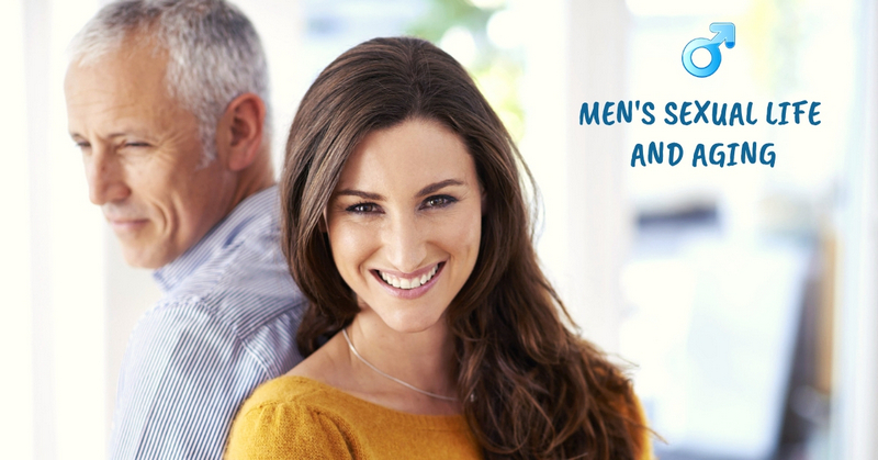 Men's sexual life and aging